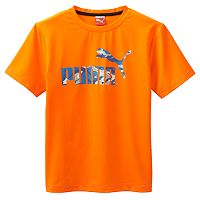 Boys 4-7 PUMA Performance Tee