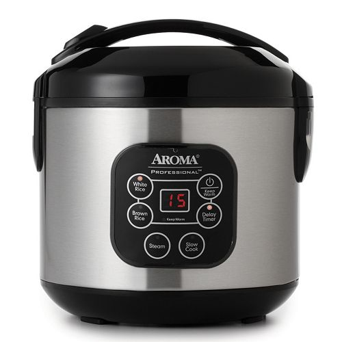 aroma 8 cup rice cooker manual