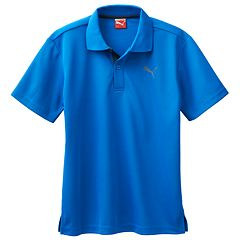 Boys 4-7 PUMA Solid Performance Polo