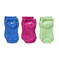 Nike 3 pkNo-Show Socks - Girls