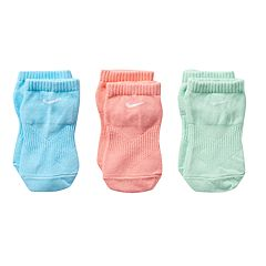 Nike 3-pk. No-Show Socks - Girls