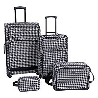 Prodigy Avenue 4-Piece Luggage Set