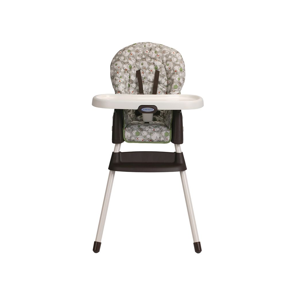 Graco SimpleSwitch 2-in-1 High Chair and Booster Seat