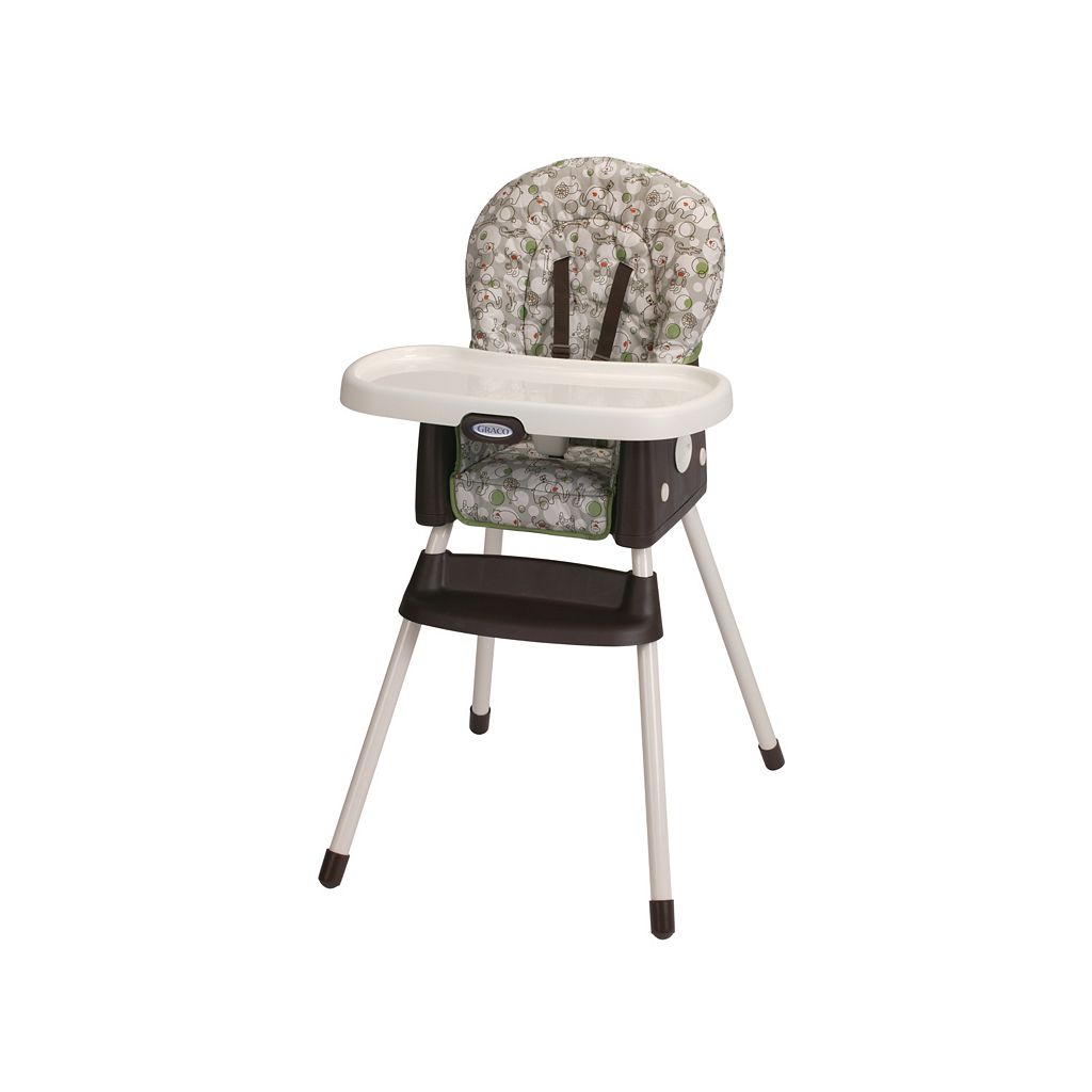 Graco SimpleSwitch 2-in-1 High Chair & Booster Seat
