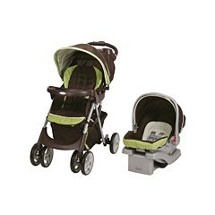 Graco Comfy Cruiser & SnugRide 30 Click Connect Travel System