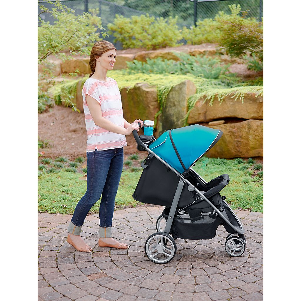 Graco Aire3 Click Connect Travel System
