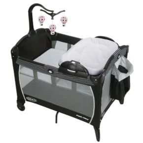 Graco Pack 'N Play Portable Napper & Changer Playard