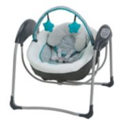 Graco Glider Lite Portable Gliding Baby Swing