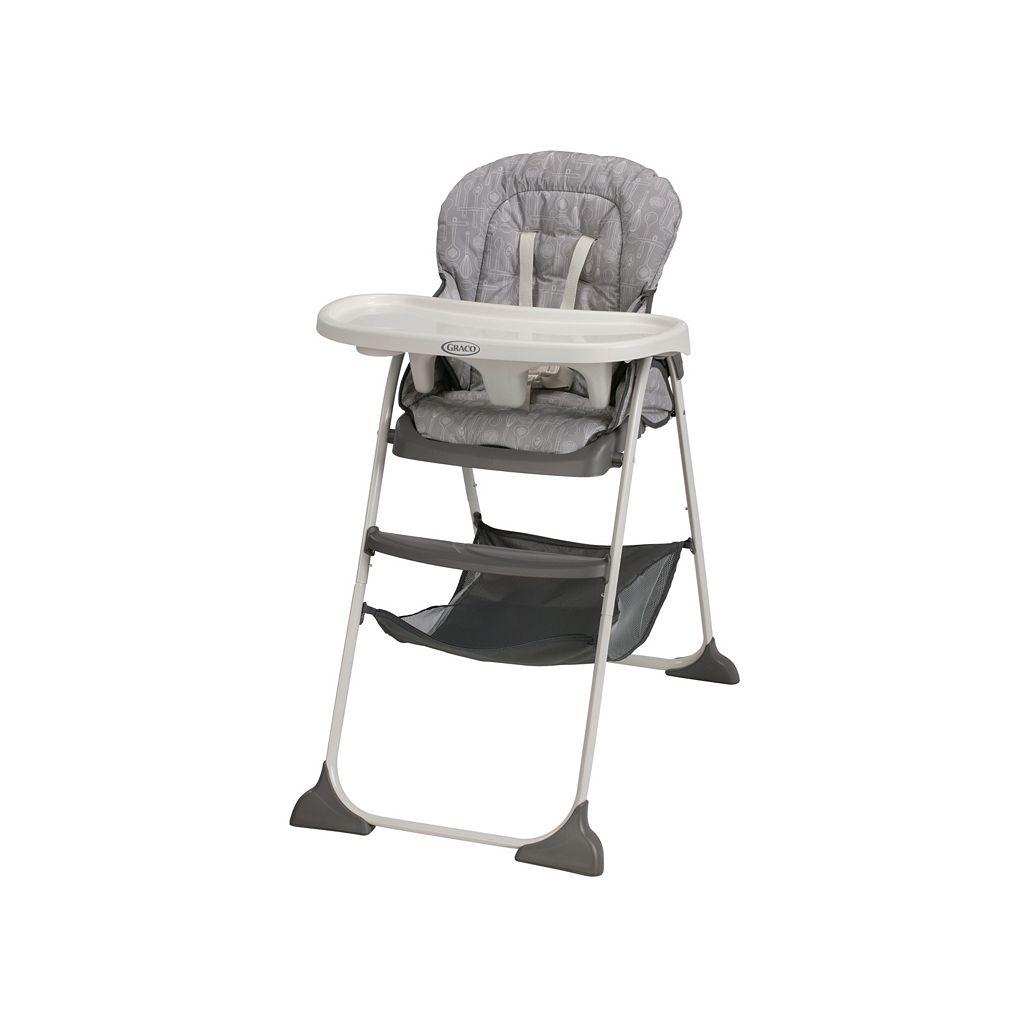 Graco Slim Snacker High Chair