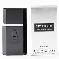 Azzaro Silver Black Men's Cologne