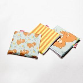 Nuby 3-pk. Reusable Snack Bags