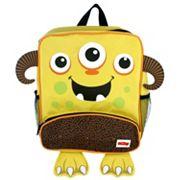 Nuby Monster Backpack & Lunch Bag Set
