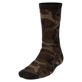 Men's Nike Dri-FIT Camouflage Crew Socks