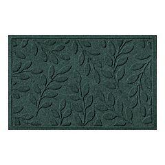 WaterGuard Brittany Leaf Indoor Outdoor Mat