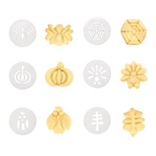 OXO Good Grips Autumn Cookie Press Disk Set