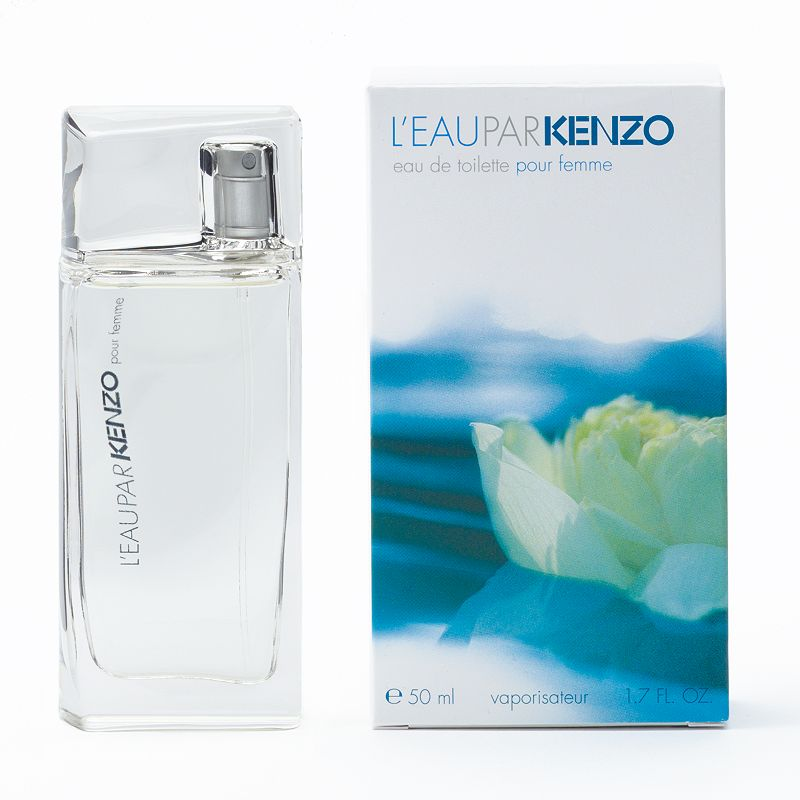 Kenzo L'Eau Par Kenzo Women's Perfume, Multicolor You'll love the timeless scent of Kenzo L'Eau Par Kenzo. This fragrance delivers a fresh, clean aroma that's perfect for everyday wear.Fragrance Notes Reed stems, lilac leaves, wild mint, mandarin, paradise seed, water jasmine, pepper from Guinea, water lily, amaryllis, white peach, blue cedar, floral musk and vanilla. Fragrance Details 1.7-oz. For women Due to its contents, this product cannot be shipped via our Priority Service or sent to Alaska, Hawaii, and/or APO/FPO military addresses.Ê Size: 1.7 Oz. Color: Multicolor. Gender: Female. Age Group: Adult.