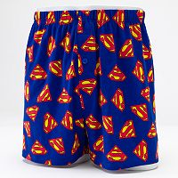 Men's Superman Boxers in a Tin