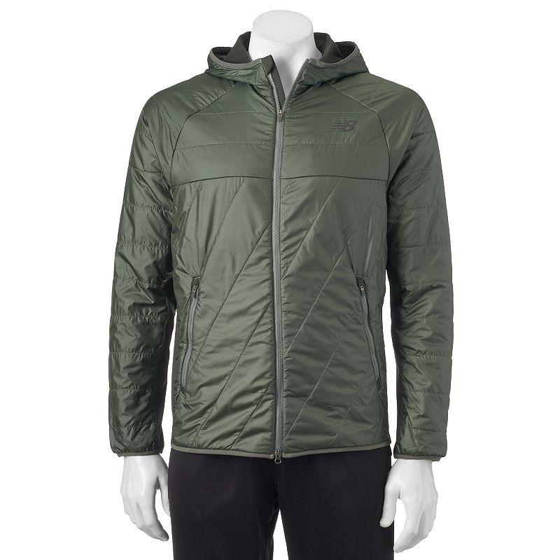 Men's New Balance Heat Hybrid Jacket