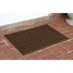 WaterGuard Dogwood Leaf Indoor Outdoor Mat