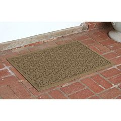 WaterGuard Dogwood Leaf Indoor Outdoor Mat