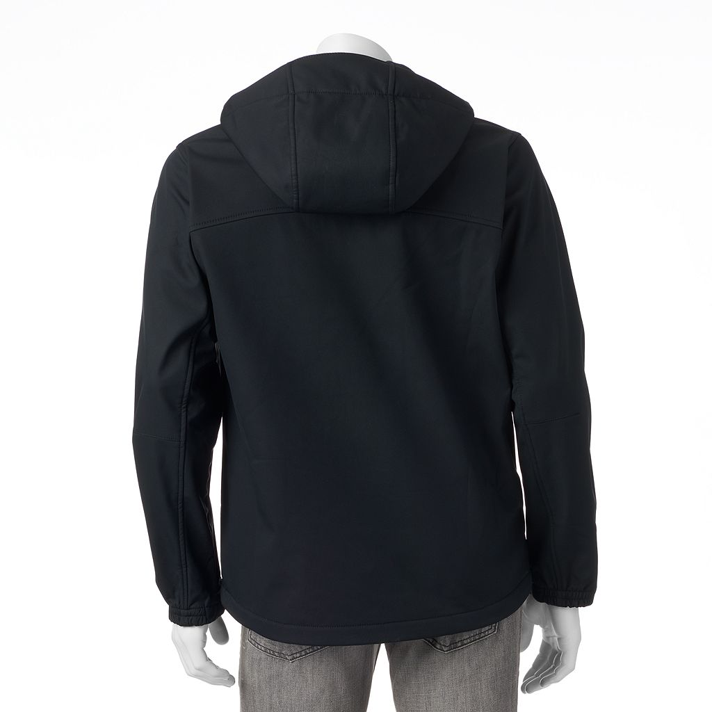 Men's Columbia Smooth Spiral Hooded SoftShell Jacket