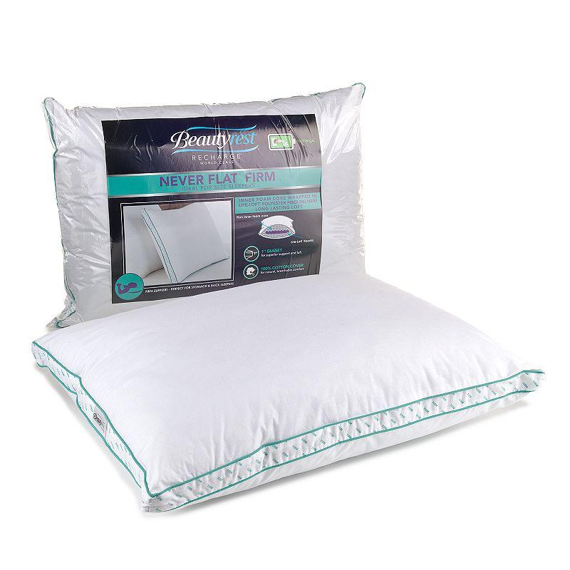 White Cotton Pillow Kohl S