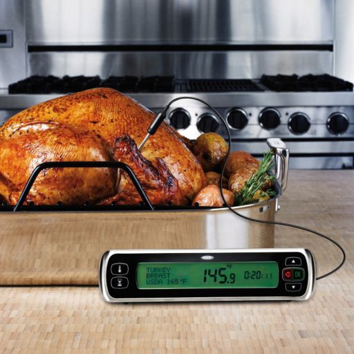 OXO Good Grips Chef's Digital Leave-In Thermometer