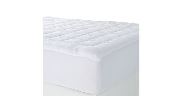 Beautyrest 300 Thread Count Classic Deep Pocket Mattress Pad