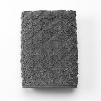 Simply Vera Vera Wang Trellis Texture Washcloth