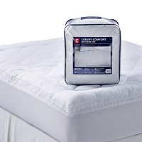 Chaps 1 1/2-in. Luxury Comfort 300-Thread Count Deep-Pocket Pillow Top Mattress Pad