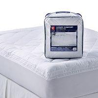 Chaps 1 1/2-in. Luxury Comfort 300-Thread Count Deep-Pocket Pillow Top Mattress Pad