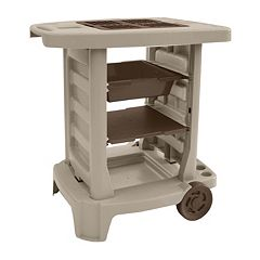Suncast Customizable Garden Cart