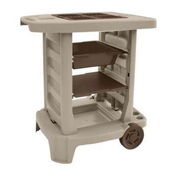 Suncast Customizable Garden Cart