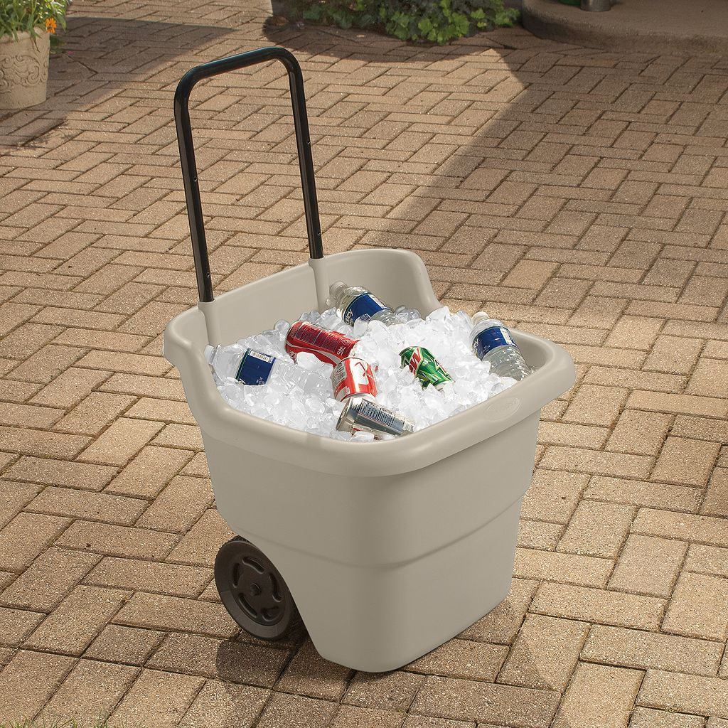 Suncast 15 Gallon Lawn Cart
