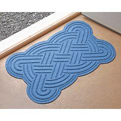WaterGuard Naples Weave Indoor Outdoor Mat - 24'' x 36''