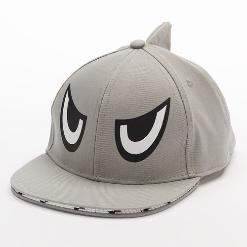 Shark Baseball Hat - Boys 2e0aefe1138