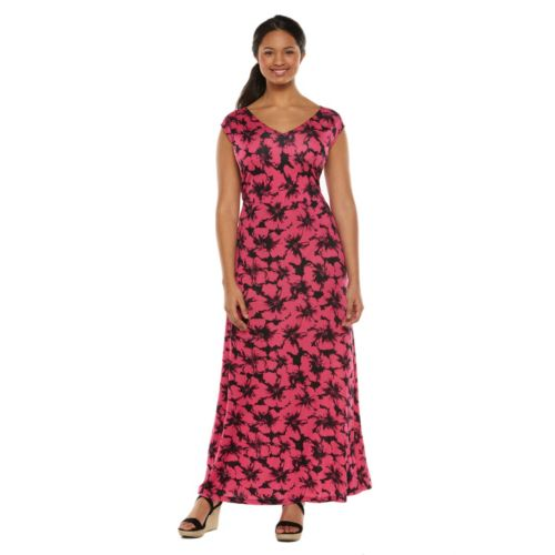 great choice of plus length dresses
