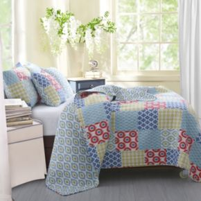 Kendall Reversible Quilt Set