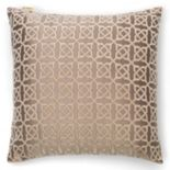 Bombay? Haley 18'' x 18'' Throw Pillow
