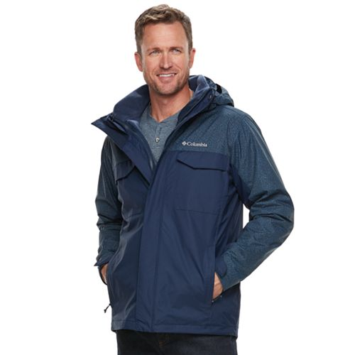 Men's Columbia Timberline 3-in-1 Jacket