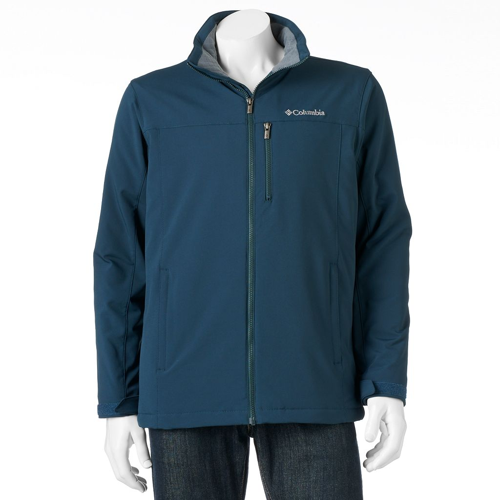 Men's Columbia Curtis Ridge Softshell Jacket