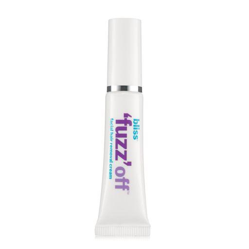 bliss 'Fuzz' Off Facial Hair Removal Cream