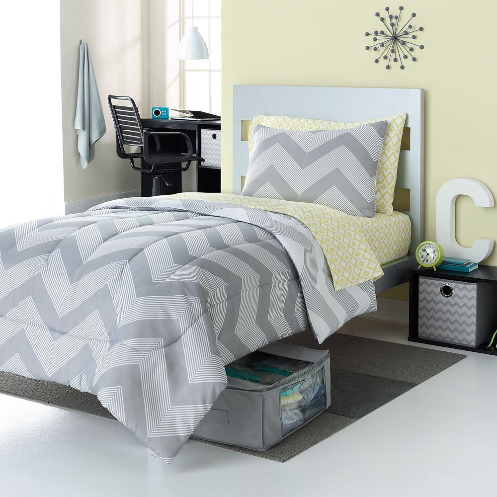 Dorm Bedding Decor Dorm Essentials Bedding Bed Bath Kohls