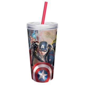 Marvel Avengers: Age of Ultron Captain America 16-oz. Insulated Tumbler
