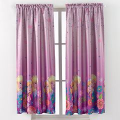 Disney's Frozen Breeze Room Darkening Window Curtain - 42'' x 63''
