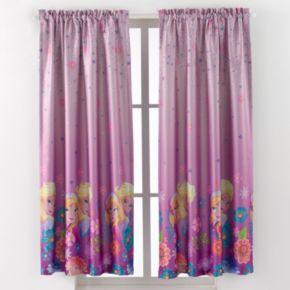 Disney's Frozen Breeze Room Darkening Window Curtain - 42'' x 63'' by Jumping Beans®