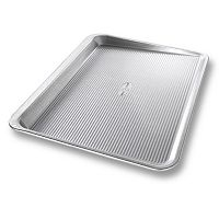 USA Pan Nonstick Large Cookie Scoop Sheet