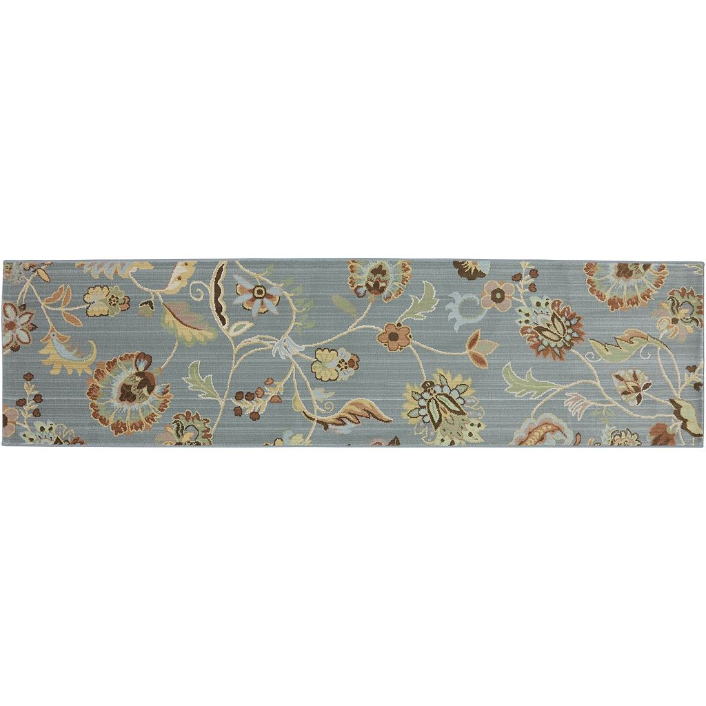 Mohawk® Home Serenity Sol Star Floral Rug