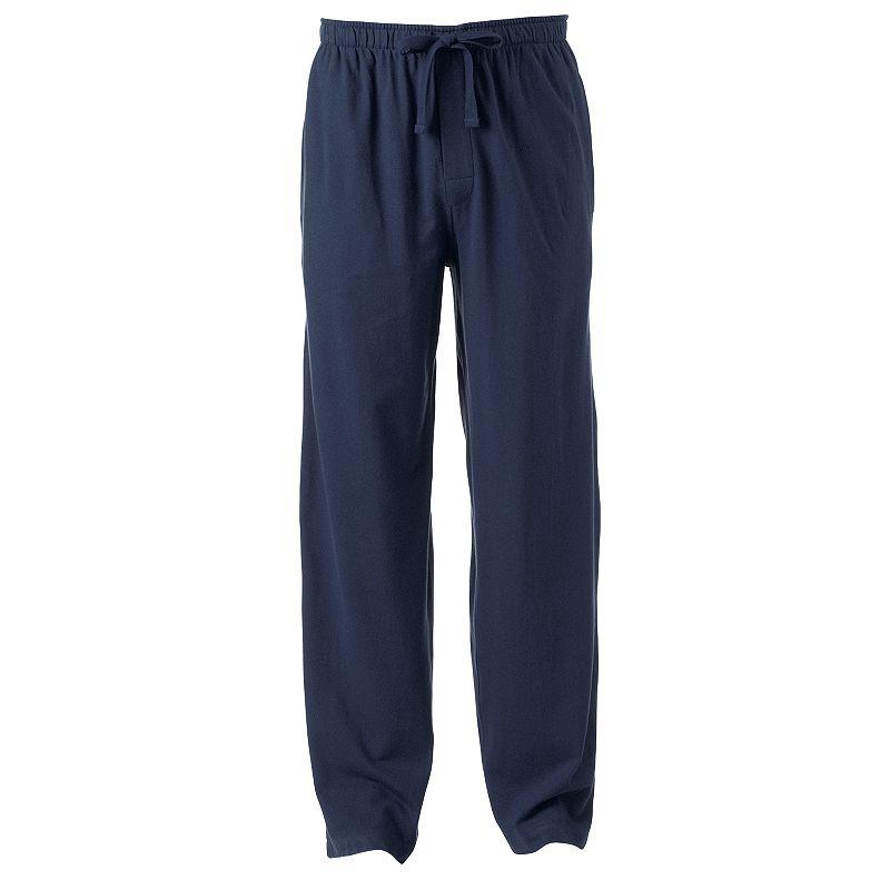 IZOD Solid Pique Lounge Pants - Men