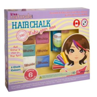 Kiss Naturals DIY Hair Chalk Kit